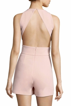 Shoptiques Product: Blush Cutout Romper