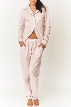 Mish London Layla Pyjama Top - Alternate List Image