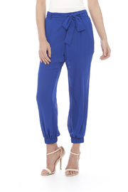 miss avenue  Lined Jogger Pants - Product Mini Image
