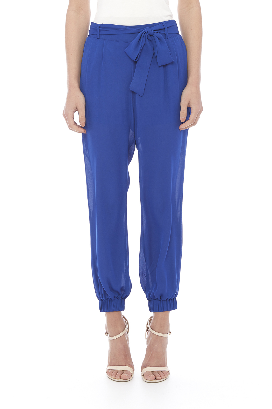 miss avenue  Lined Jogger Pants - Side Cropped Image