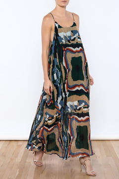 Shoptiques Product: Abstract maxi Dress