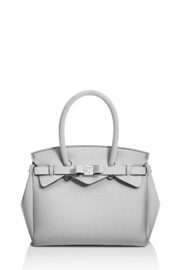 Save My Bag Miss Lycra Metallic Tote - Product Mini Image