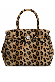 Save My Bag Miss Lycra Stampata Leopard - Product Mini Image