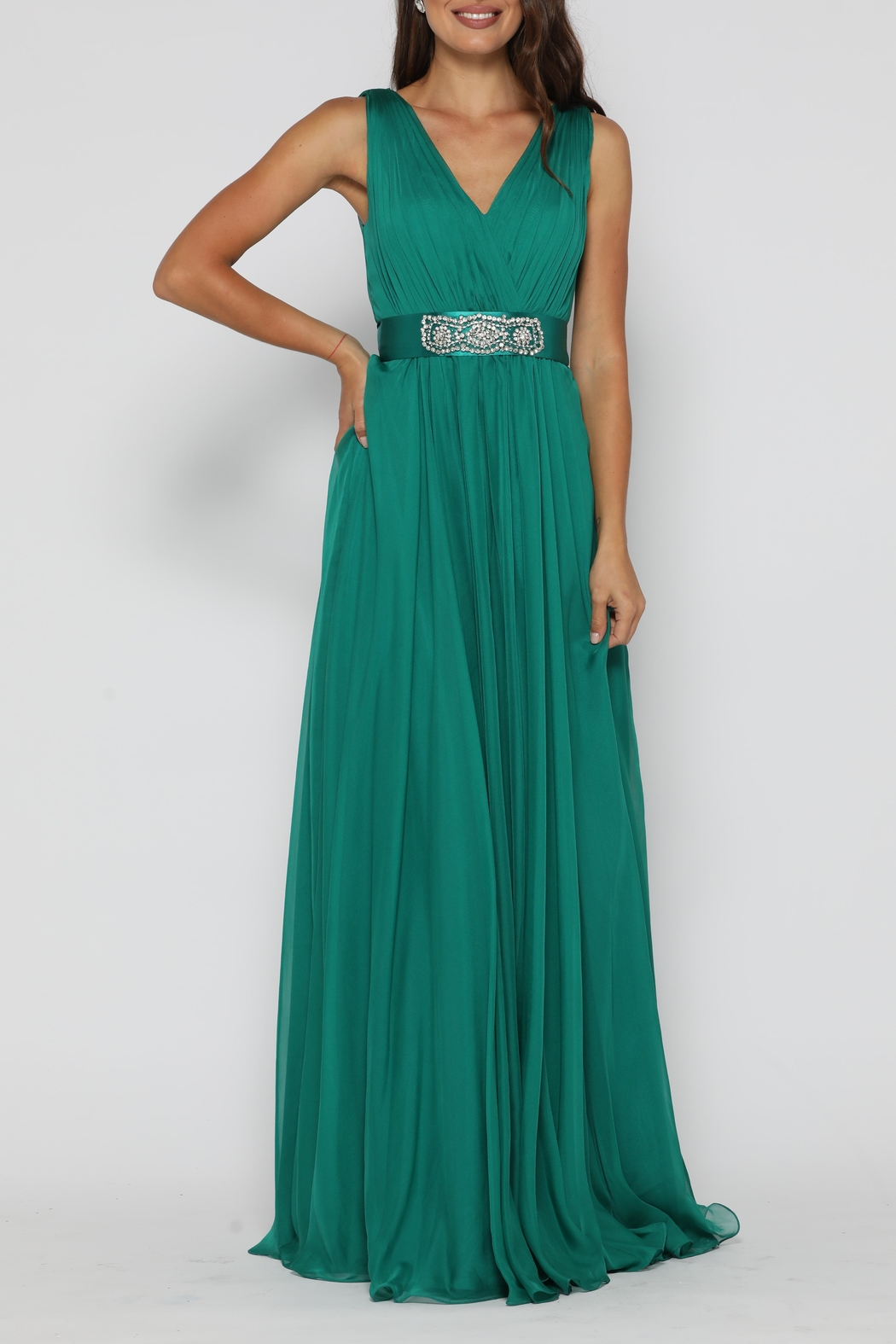 86b101093a Jadore Miss Madeline Emerald from Sydney by Windsor and Lux — Shoptiques