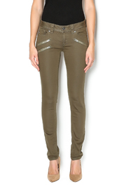Miss Me Army Green Skinny - Product Mini Image