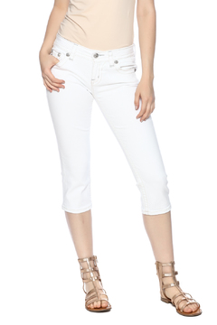 Shoptiques Product: Cream Capri Pants