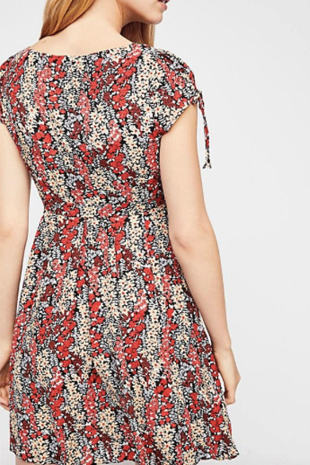 Free People Miss Right Dress - Front Full Image