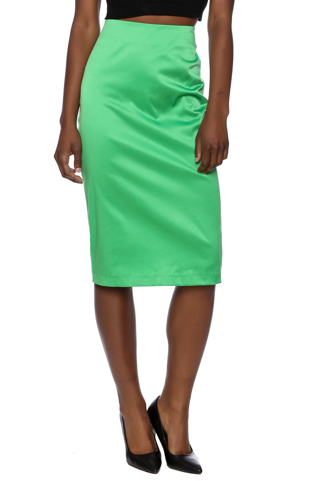Miss Selfridge Pencil Skirt - Front Cropped Image