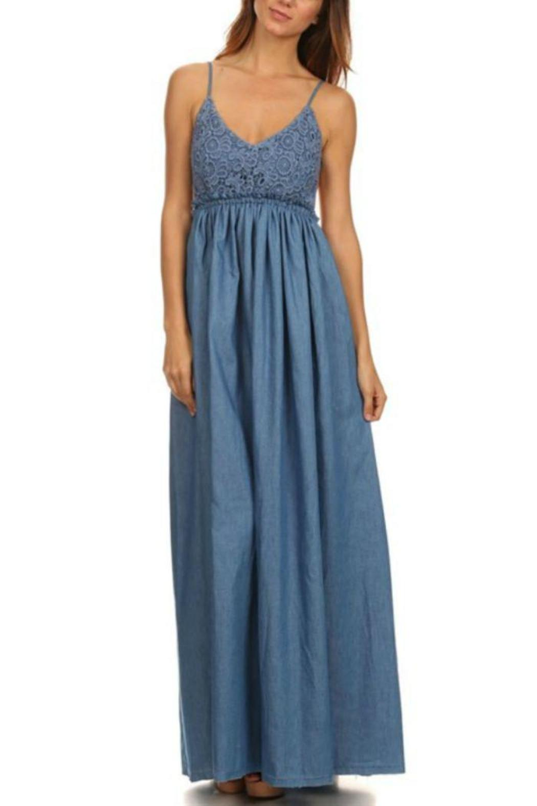 Go long in stylish maxi dresses for every occasion. Free shipping on orders of $50 or more! Agaci.