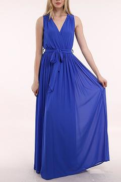 miss avenue  Chiffon Maxi Dress - Product List Image
