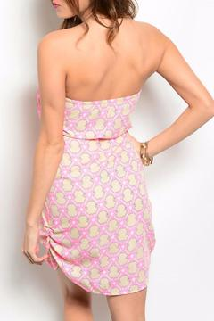 miss avenue  Pink Pattern Dress - Alternate List Image