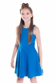 Miss Behave Nicole Royal Dress - Product Mini Image