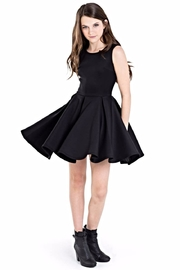 Miss Behave girls Carrie Missbehave Dress - Product Mini Image