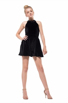Miss Behave girls Safira Romper - Product List Image