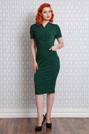 Miss Candyfloss Germaine Pencil Dress - Product Mini Image