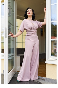 Miss Candyfloss Narin-Helio Stylish Jumpsuit - Product List Image