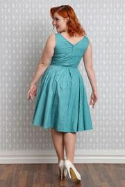 Miss Candyfloss Portia Summer Dress - Side cropped