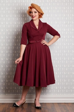 Miss Candyfloss Romane-Bo Retro Swing-Dress - Product List Image