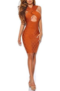 Shoptiques Product: Bandage Sexy Dress