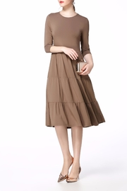 Miss Finch Tier Layered Dress - Product Mini Image