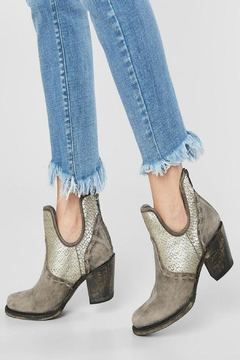 Miss Macie Boots Miss-Macie Hush-U-Mouth Ankle-Bootie - Product List Image