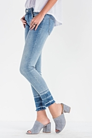 Miss Me Ankle Skinny Jeans - Front full body