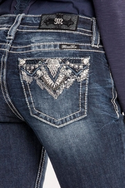 Miss Me Beaded Back-Pocket Skinny - Other