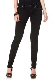 Miss Me Bedazzled Black Skinnys - Product Mini Image