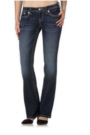 Miss Me Bejeweled Jeans - Product Mini Image