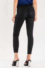 Miss Me Lace Ankle Skinny Jean - Side cropped