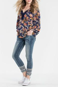 Shoptiques Product: Bohemian Beauty Skinny Jeans