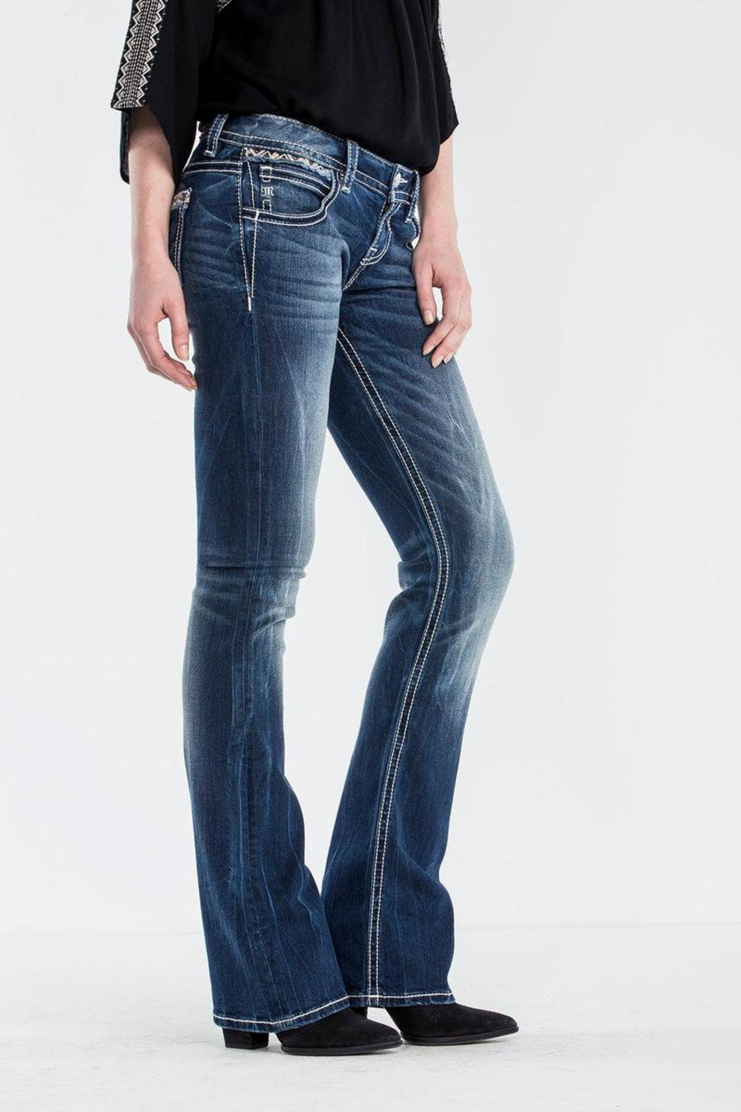 Miss Me City Limits Bootcut - Front Full Image
