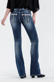 Miss Me City Limits Bootcut - Front cropped