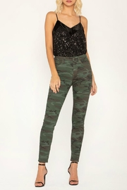 Miss Me Commander Skinny Jeans - Product Mini Image