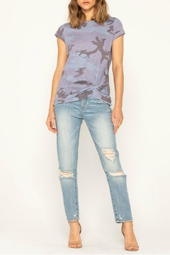 Miss Me Distressed Boyfriend Jean - Product List Image