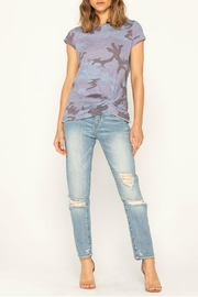Miss Me Distressed Boyfriend Jean - Front cropped