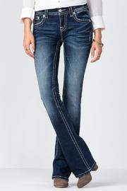 Miss Me Dreams Worthy Midrise Bootcut - Product Mini Image