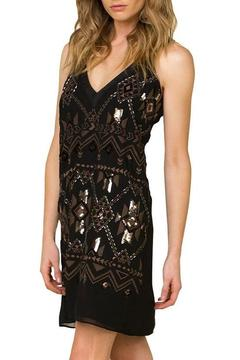 Miss Me Embellished Shift Dress - Product List Image