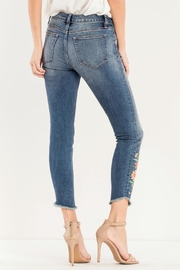 Miss Me Embroidered Skinny Jean - Side cropped