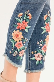 Miss Me Embroidered Skinny Jean - Other