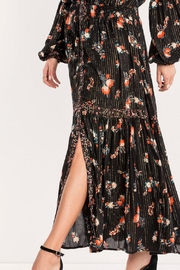 Miss Me Floral Maxi Dress - Back cropped