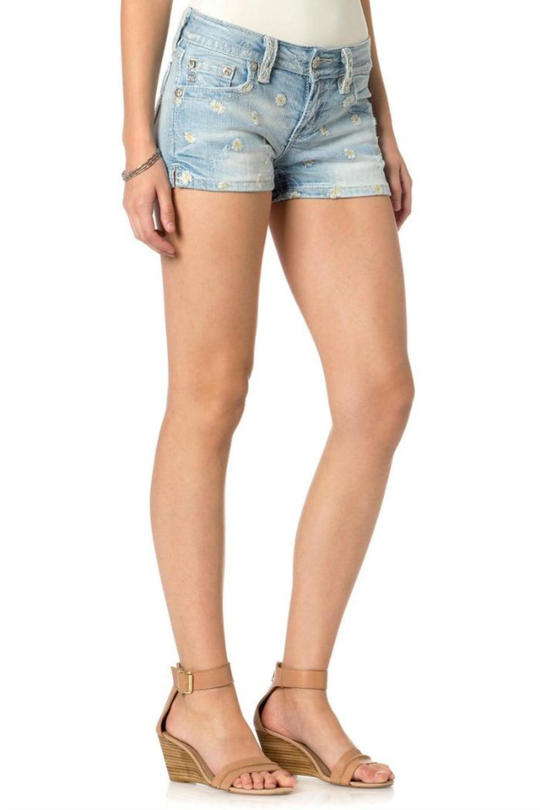 miss me flower blossom shorts from california by girls