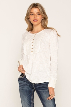 Miss Me Lace Long Sleeve - Product List Image