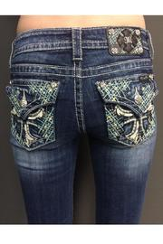Miss Me Mid Rise Skinny - Side cropped