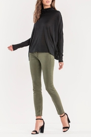 Miss Me Midrise Olive Skinny - Other