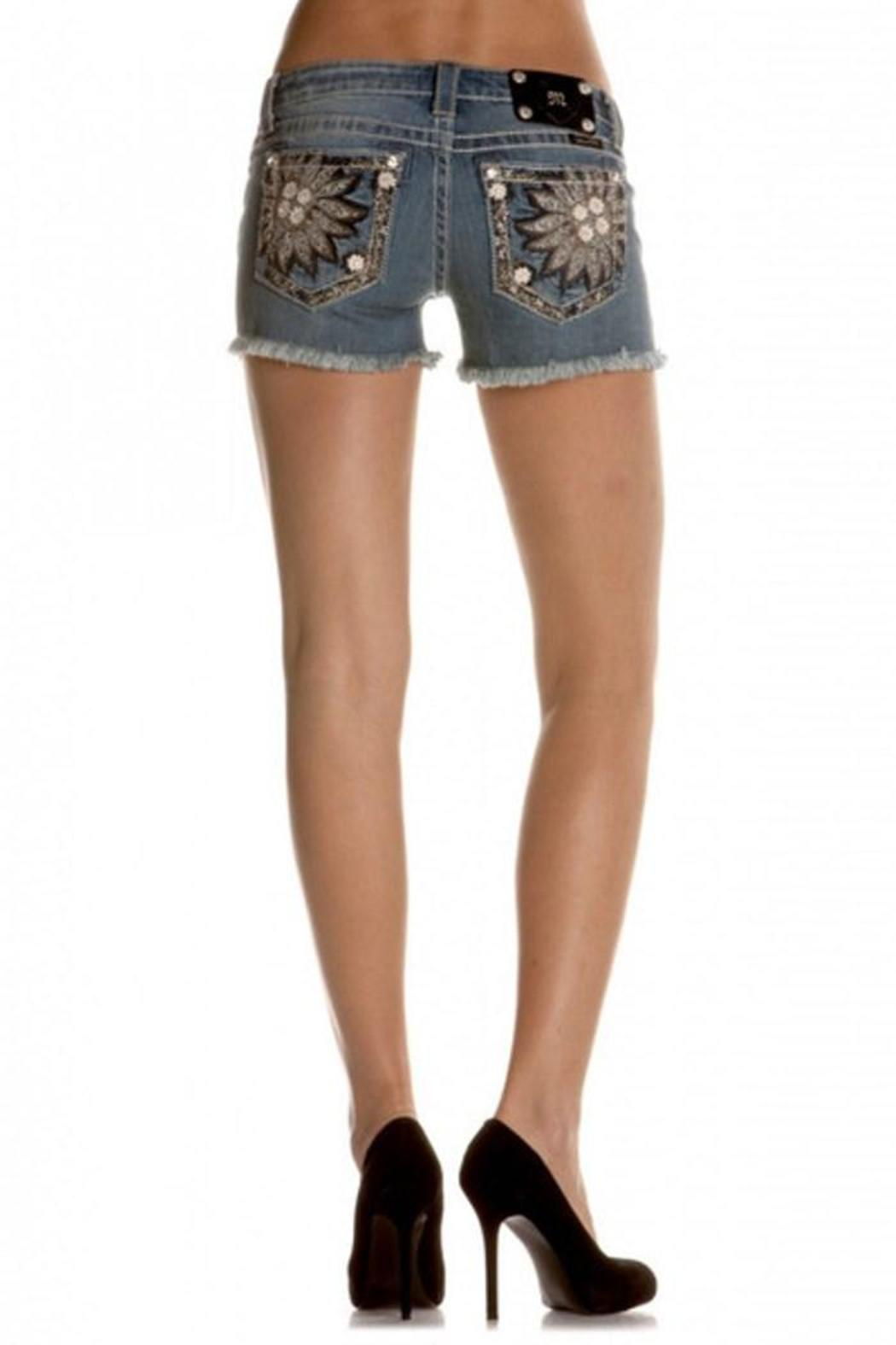 Miss Me Shorts - Front Cropped Image
