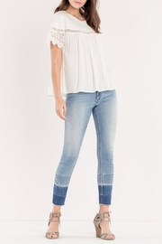 Miss Me Ombre Released-Hem Ankle-Skinny - Other