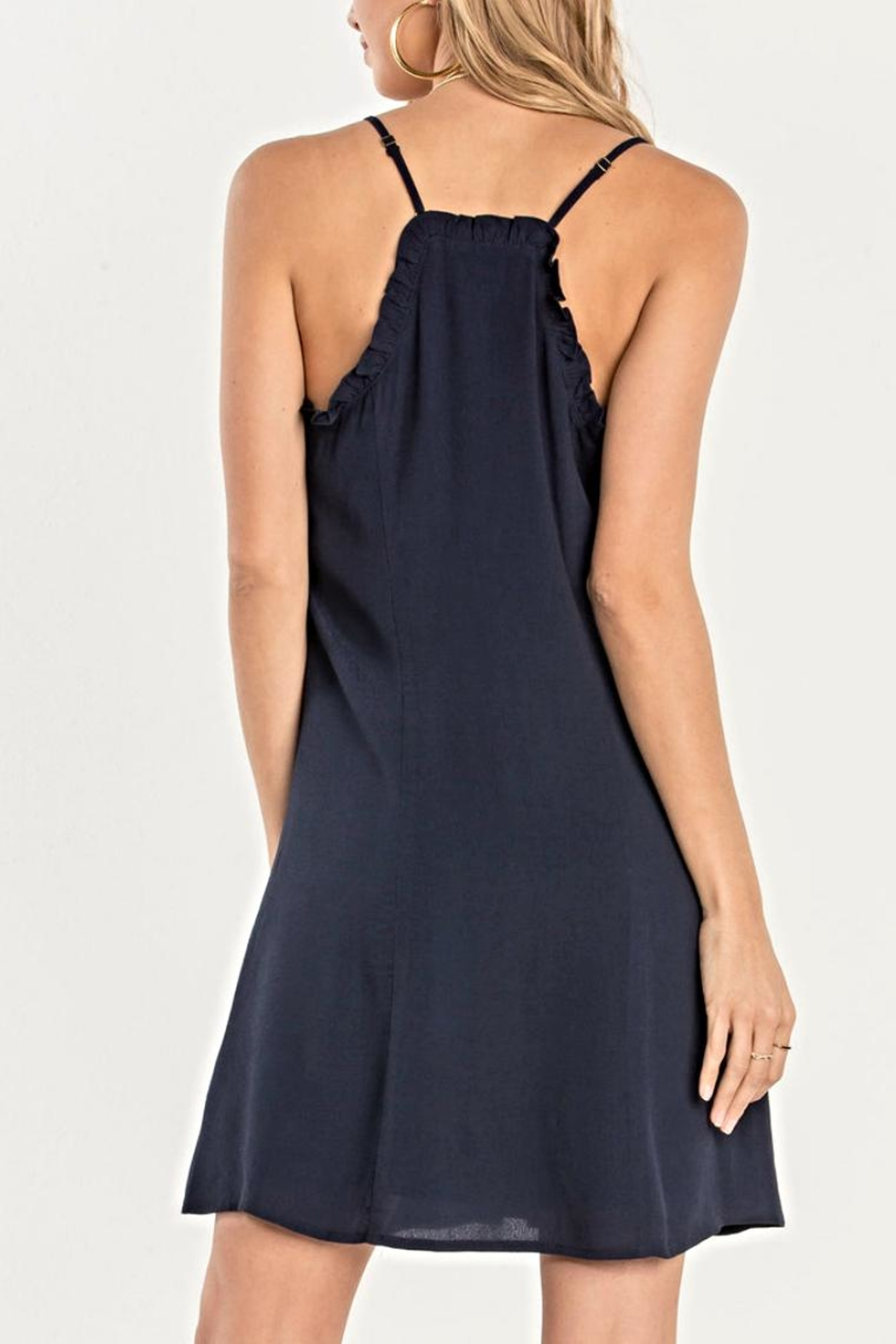 Miss Me Real Thing Dress - Front Full Image