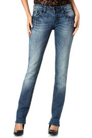 Miss Me Romance Straight Jeans - Product Mini Image