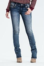 Miss Me Slim Boot Cut - Product Mini Image